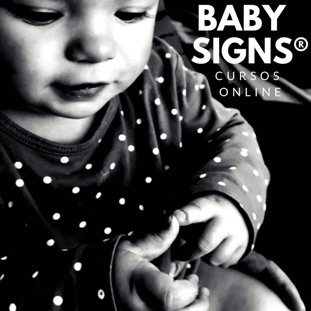 cursos online signos para bebes